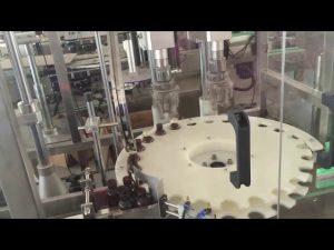 fabrikkpris høyhastighets auto capping machine for roterende flaskehette