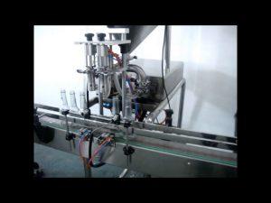 automatiske doble hoder flytende håndvaskfyllingsmaskin til salgs