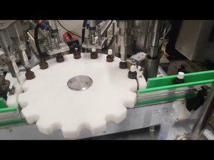 liten flytende flaske maskin