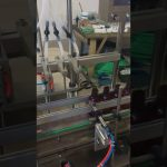 4 hoder liten flaske væske fylling maskin