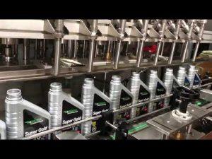 helautomatisk stempel smøremiddel olje smøreolje fylle utstyr utstyr linje