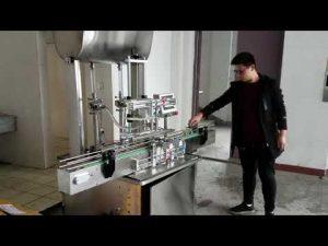 kosmetisk påfyllingsmaskin, automatisk stempelpasta flytende såpemaskin