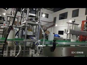 flytende maskin for gjødsel med aminosyrer