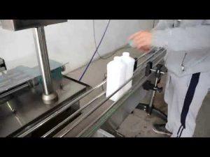 økonomisk automatisk stempelmotor olje tapping fylle maskin
