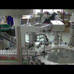 rotasjonsplate modell liten trigger pump cap caping machine til salgs
