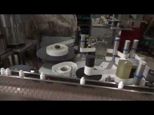 automatisk flaskevask fyllingsapparat maskin øyedråper fylle produksjonslinje