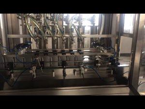 høy presisjon 5l motorolje smør flaskefyllingsmaskin