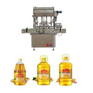automatisk påfyllingsmaskin med roterende olje