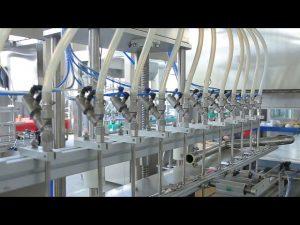 desinfeksjonsmiddel flytende maskin for såpe alkoholflaske