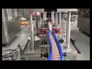 automatisk håndvaskgel håndrensende stempelfyllmaskin