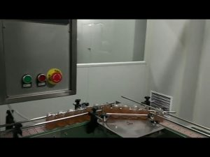 automatisk frukt syltetøy flaske krukke pastasaus vask fylling avdekking merking maskin