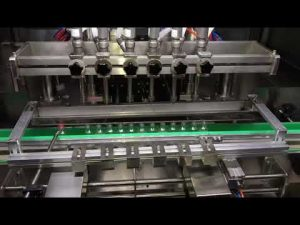automatisk alkoholbehandler gel fyllmaskin for daglig kjemisk industri