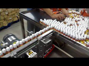 10 hoder roterende vakuum automatisk parfymefyllingsmaskin