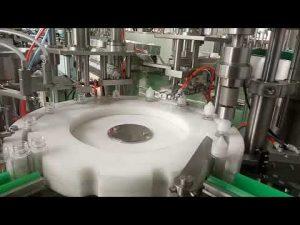 høykvalitets urteaktig 30 ml e væskeflaskepåleggsmaskin