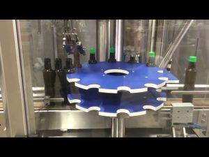 ropp aluminium skruelokk automatisk tetningsmaskin for glassflaske