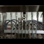 fabrikk direkte salg lineær stempel flytende saus krydder flaske fylling avdekking maskin