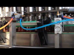 automatisk sjokolade peanøttsmør tomatsaus påfyllingsmaskin