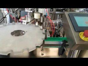 Kina engros syreflaske væske fylling maskin