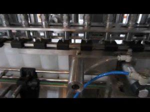 automatisk flytende vaskemiddel og desinfiserende væske