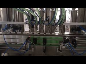 stempel flytende såpe flaske maskin
