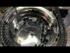 mekanisk cbd-flaske- og avkortingsmaskin for håndtype
