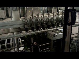 oljeflaske fylle maskin pris, lineær stempel spiselig olje fylling maskin