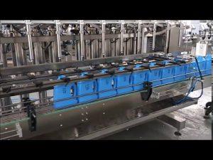 automatisk håndrensende væske såpemiddel fylle maskin stempelflaske
