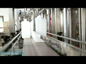 helautomatisk merkemaskin for fylling av smøremiddelolje