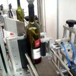 høy hastighet dobbel side og rund flaske automatisk merking maskin