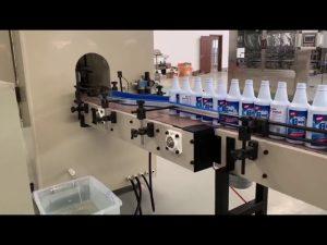 anti-korrosjon saltsyre pp pvc plastfyllingsmaskin