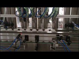 automatisk håndrensende fyllmaskin