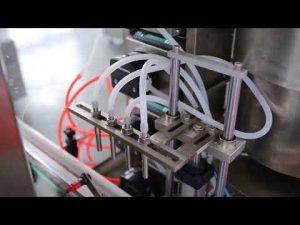 full automatisk neglelakkflaske cbd hampoljefyllingsmaskin til salgs
