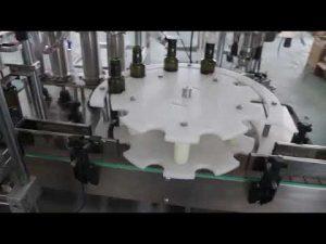 varm selger ce standard automatisk olivenolje påfyllingsmaskin