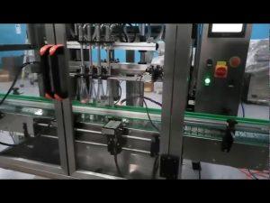 automatisk produksjonslinje for frukt syltetøy og fyllingsmaskin for rasjoner