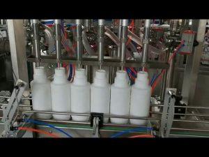 påfyllingsmaskin for stempelflasker med essensiell olje for motorsmøremiddel