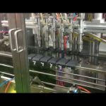 plc kontroll automatisk stempel olivenolje fyllmaskin