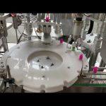 automatisk elektronisk sigarettvæske, cbd oljepåfylling pluggdekking merking maskin