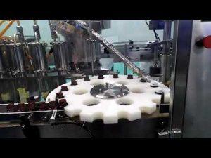 iskrem saltsyre hdpe foundation flowmeter olje påfyllings- og tetningsmaskin